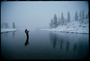 Winter Fly Fishing