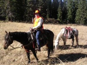 hunting-with-horses