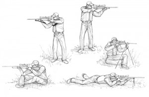 shooting-positions