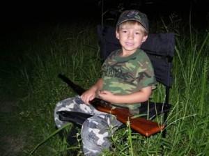 kids-hunting