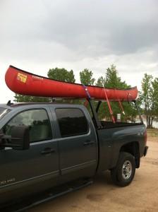 canoe-on-a-truck-rack