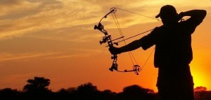 bow-hunter-at-dusk
