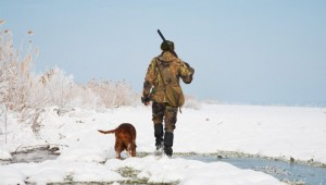 Bird Hunting in Cold Weather